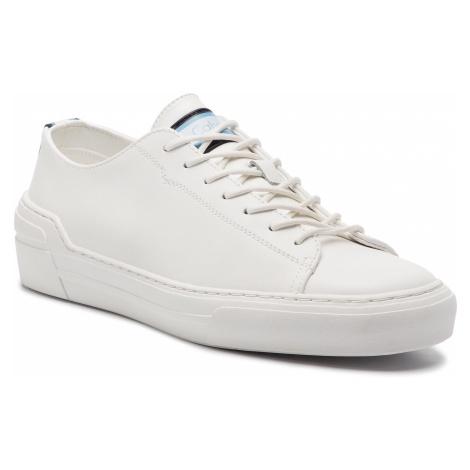 Sneakersy CALVIN KLEIN - Octavian F1208 White/Navy/Dusty Blu