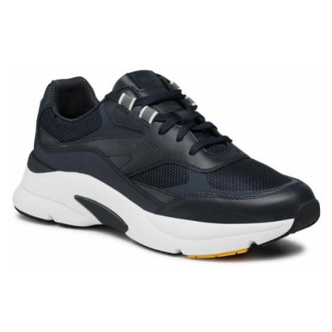 Boss Sneakersy Ardical 50452049 Granatowy Hugo Boss