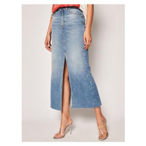 Spódnica jeansowa Pinko
