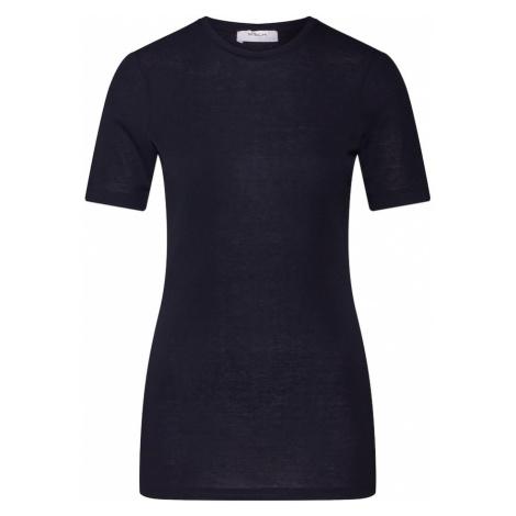 MOSS COPENHAGEN Koszulka 'Mona' czarny