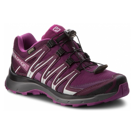 Buty SALOMON - Xa Lite Gtx W GORE-TEX 406106 21 V0 Dark Purple/Potent Purple/Hollyhock
