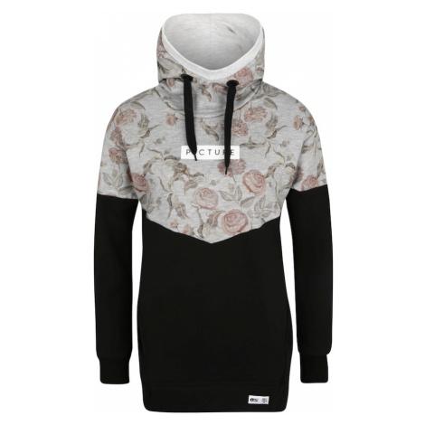 Picture Organic Clothing Bluzka sportowa czarny / szary