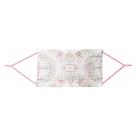 CODELLO Maska z materiału 'Traditional' fioletowy / jasnozielony / różowy