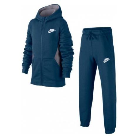 Nike NSW TRK SUIT BF CORE - Dres chłopięcy