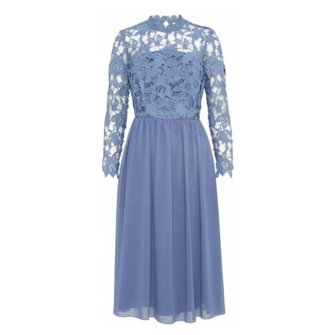 Chi Chi London Sukienka koktajlowa jasnoniebieski
