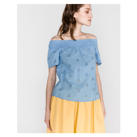 Vero Moda Romantic Top Niebieski