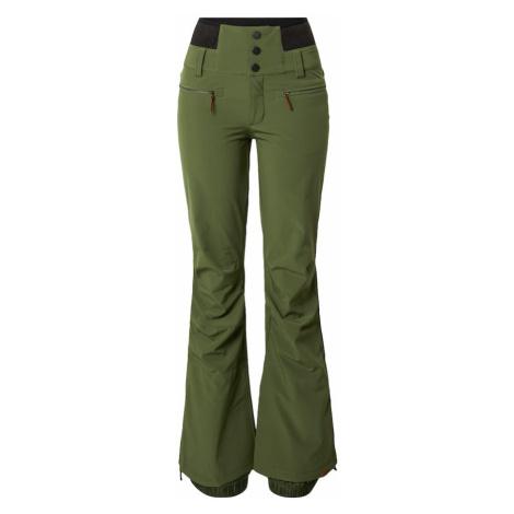 ROXY Spodnie outdoor 'RISING HIGH' oliwkowy