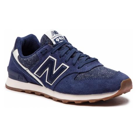 Sneakersy NEW BALANCE - WR996TC Granatowy