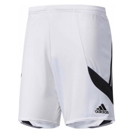adidas NOVA 14 SHO JR biały 152 - Spodenki piłkarskie