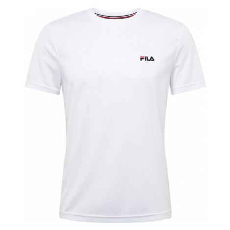 FILA Koszulka funkcyjna biały