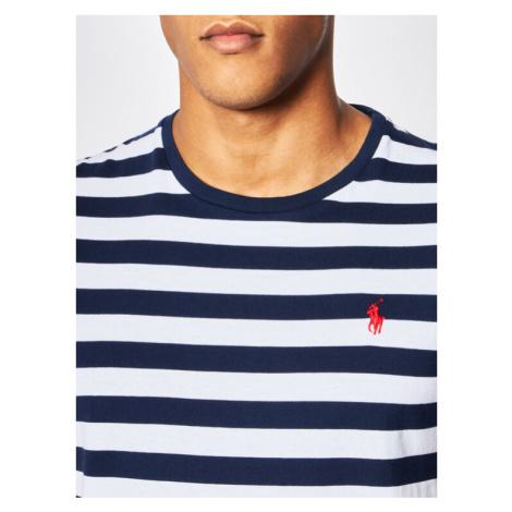 Polo Ralph Lauren T-Shirt Classics 710795246 Granatowy Custom Slim Fit