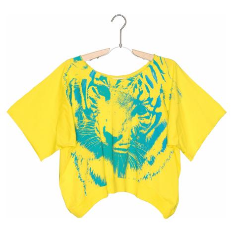 Diesel Koszulka dziecięce Żółty
