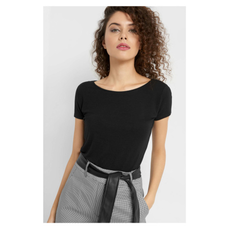 T-shirt z krótkim rękawkiem Orsay