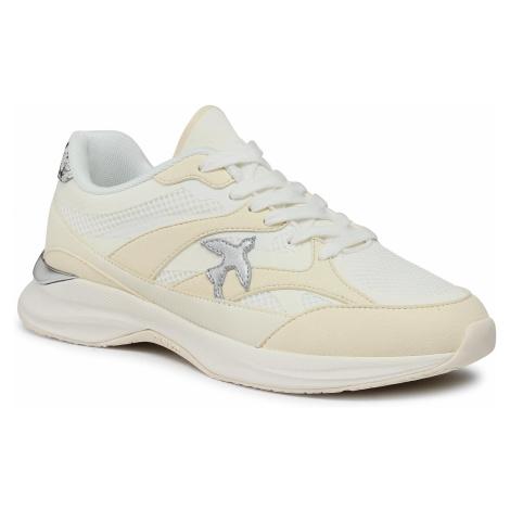 Sneakersy PINKO - Lightech Sneaker PE21 BLKS1 1H20V3 Y73U White Z14