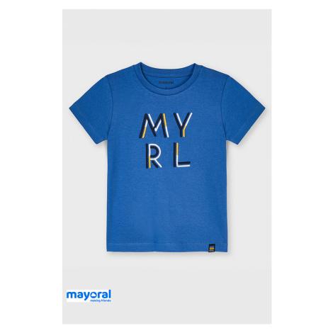 Chłopięcy T-shirt Mayoral Waves