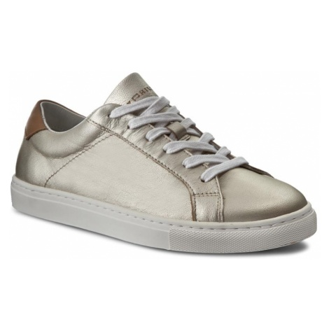 Sneakersy TOMMY HILFIGER - Tina 10A2 FW0FW00966 Light Silver 041