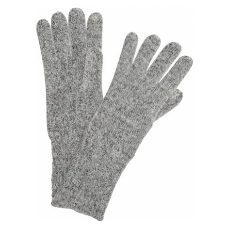 ESPRIT Rękawiczki pięciopalczaste jasnoszary