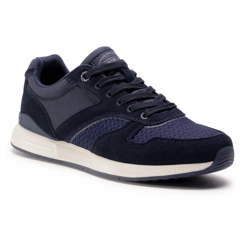 Sneakersy LANETTI - MP07-81085-09 Navy
