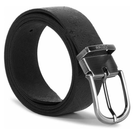 Pasek Męski GUESS - Not Coordina Ted Belts BM7163 LEA35 BLA