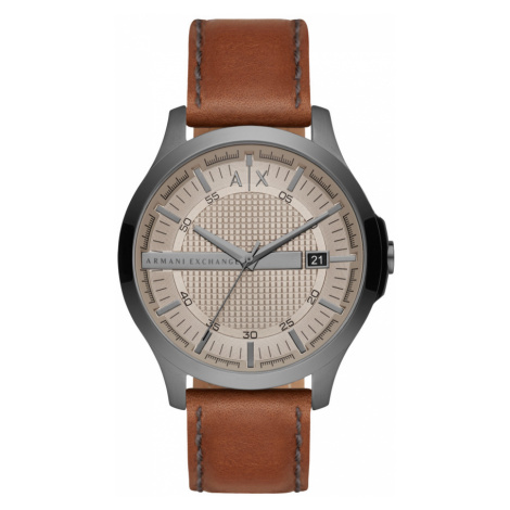 Zegarek ARMANI EXCHANGE - Hampton AX2414 Brown/Grey