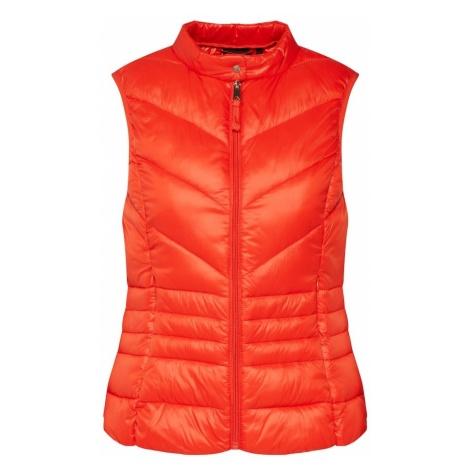 VERO MODA Kamizelka 'Vmisv Soraya Waist Coat' czerwony