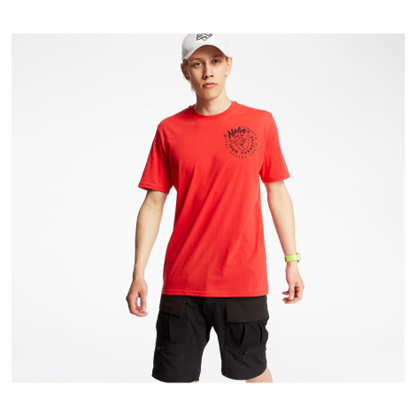 Under Armour Project Rock Iron Paradise Tee Versa Red/ Black