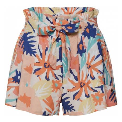 ROXY Spodnie 'SOUTHSIDEPRNT' mieszane kolory / pomarańczowy