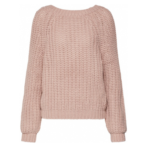 IVYREVEL Sweter różowy pudrowy