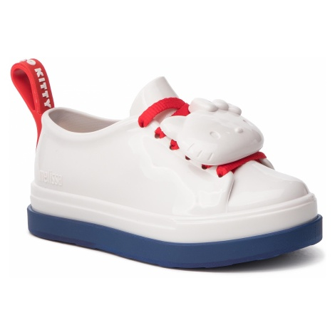 Półbuty MELISSA - Mel Be + Hello Kitty Inf 32614 White/Blue/Red 51991