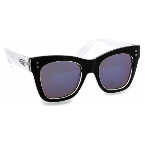 Okulary przeciwsłoneczne VANS - Sunny Dazy Sung VN0A3AJ3BCQ Black/Clear