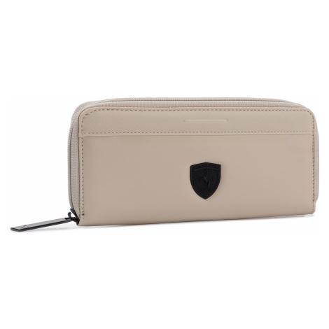 Duży Portfel Damski PUMA - Ferrari Ls Wallet F 074846 03 Pure Cashmere