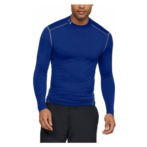 UA CG ARMOUR MOCK-BLU Under Armour