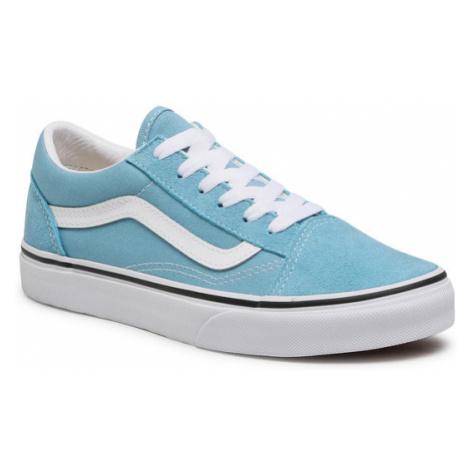 Vans Tenisówki Old Skool VN0A4UHZ33L1 Niebieski