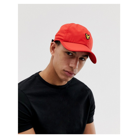 Lyle & Scott Fitness cap in red