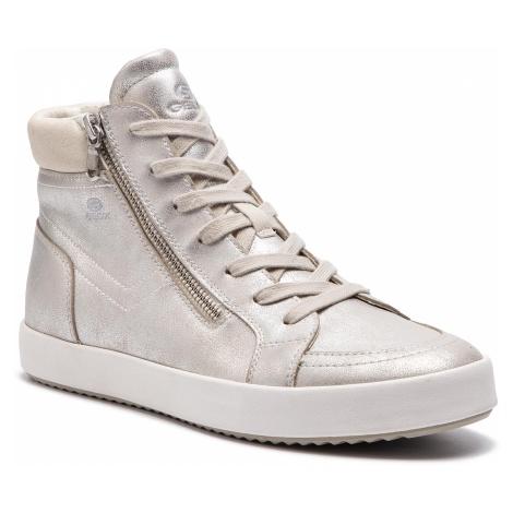 Sneakersy GEOX - D Blomiee D D926HD 0PVAF C1002 Off White