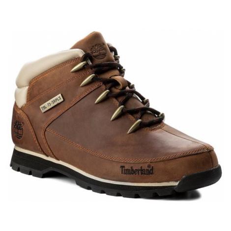 Timberland Trapery Euro Sprint Hiker A121K/TB0A121K2141 Brązowy