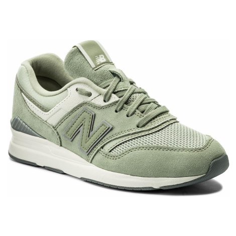 Sneakersy NEW BALANCE - WL697CO Zielony