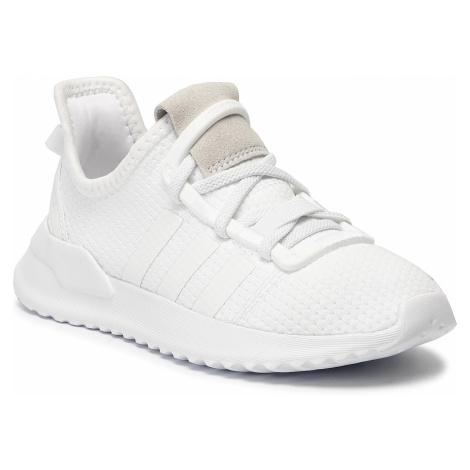 Buty adidas - U_Path Run C G28115 Ftwwht/Ftwwht/Ftwwht