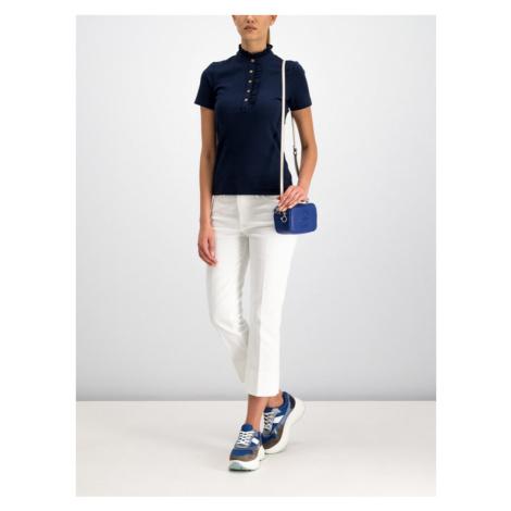 Tory Burch Jeansy Slim Fit 499140218 Biały Slim Fit