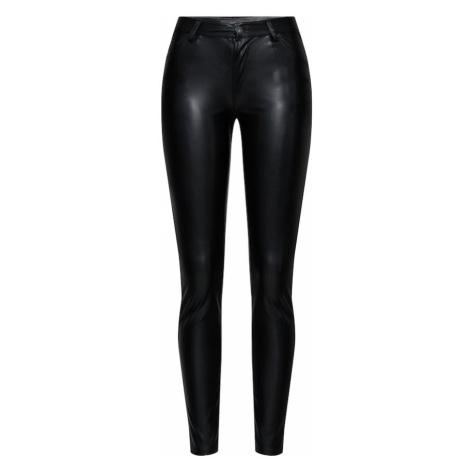ICHI Spodnie czarny