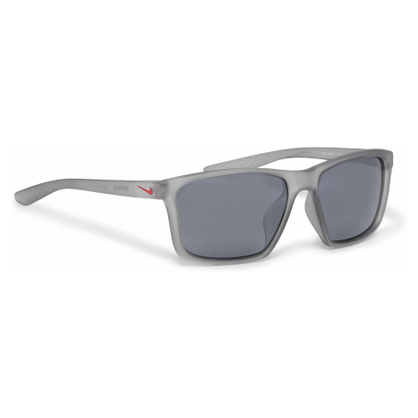 Okulary przeciwsłoneczne NIKE - Valiant CW4645 012 Wolf Grey/Grey W/Silver Mirror