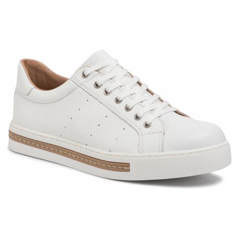 Sneakersy LASOCKI - WI23-Lona-02 Biały