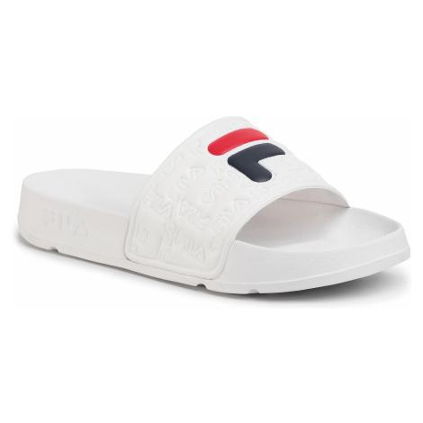 Klapki FILA - Boardwalk Slipper 2.0 Wmn 1010959.1FG White