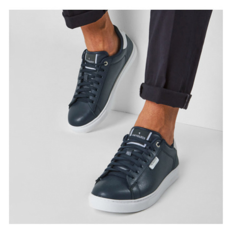 Trussardi Jeans Sneakersy 77A00270 Granatowy