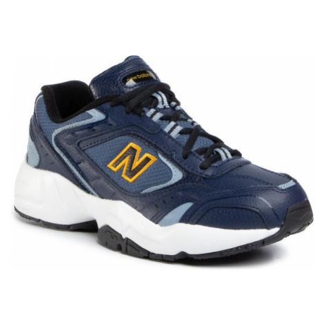 New Balance Sneakersy WX452SW Granatowy