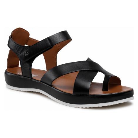 Sandały ARA - 12-15181-01 Schwarz