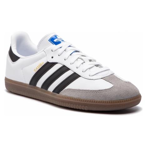 Buty adidas - Samba Og B75806 Ftwwht/Cblack/Cgrani