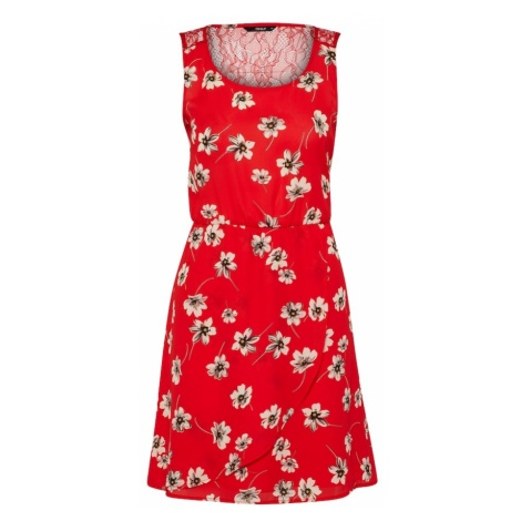 ONLY Sukienka 'JENIFER LIA' czerwony
