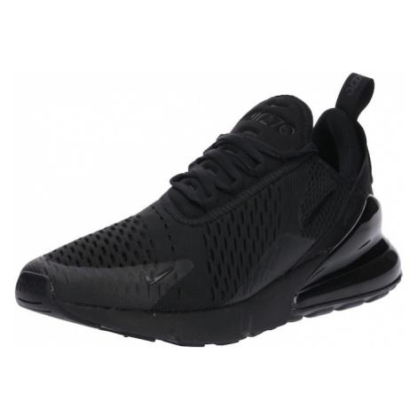 Nike Sportswear Trampki niskie 'Air Max 270' czarny