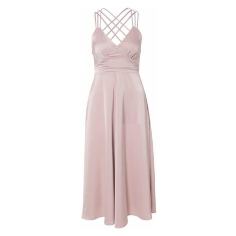 Boohoo Sukienka różowy